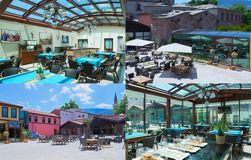 Toplantı & Restaurant